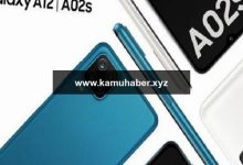 Photo of Galaxy A12 ve Galaxy A02s tanıtıldı
